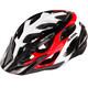 Alpina Mythos 2.0 Helmet black-white-red